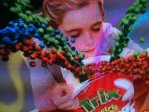 Mad Men star hocks cereal