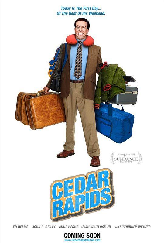 Cedar Rapids ★★★★