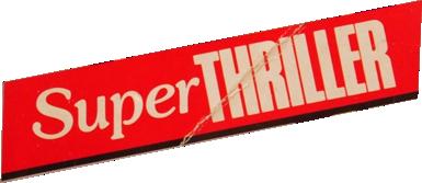 Superthriller