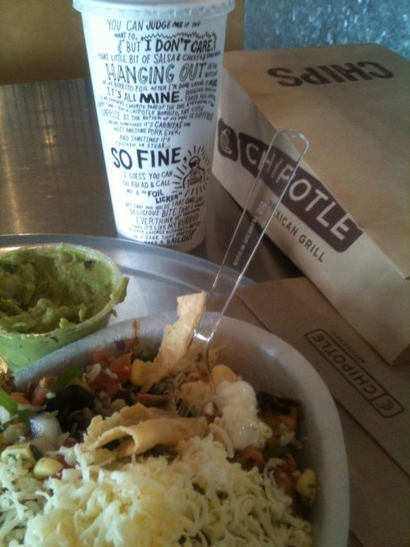 Chipotle = ...Chicago?